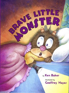 Brave Little Monster - Bedtime picture book